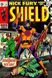 Nick Fury, Agent of S.H.I.E.L.D. (1968)