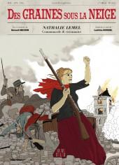 Des graines sous la neige - Nathalie Lemel communarde & visionnaire