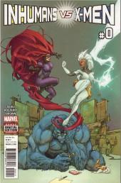 Inhumans vs X-Men (2017) -0- Eight months ago