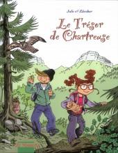 Aventures en Chartreuse -1- Le Trésor de Chartreuse