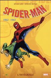 Spider-Man (L'Intégrale) -1INTb- 1962-1963