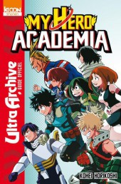 My Hero Academia -HS- Ultra Archive
