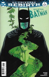 All Star Batman (2016) -7A- Ends of the Earth, Part Two
