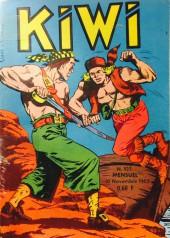 Kiwi -103- Le petit trappeur