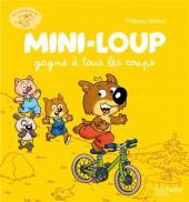 Mini-Loup (Les aventures de) -1- Mini-Loup gagne à tous les coups