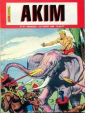Akim (2e série) -67- Le pari de Bill Parkin