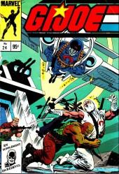 G.I. Joe (Éditions héritage) -24- Le commandant s'évade