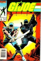 G.I. Joe (Éditions héritage) -46- Qui est qui sur l'île cobra ?