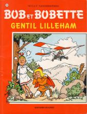 Bob et Bobette -198- Gentil Lilleham