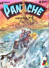 Panache -4- A toute vapeur