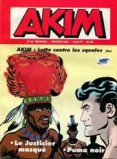 Akim (2e série) -83- Lutte contre les squales 2ème Partie