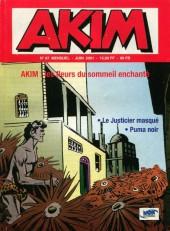 Akim (2e série) -87- Les fleurs du sommeil enchanté