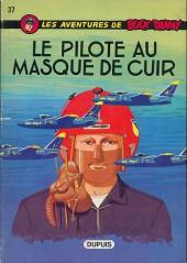Buck Danny -37a1984- Le pilote au masque de cuir