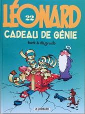 Léonard -22b2006- Cadeau de génie