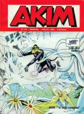 Akim (2e série) -112- La forêt congelée