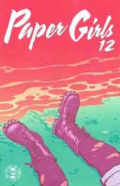 Paper Girls (Image comics - 2015) -12- Paper Girls