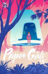 Paper Girls (Image comics - 2015) -13- Paper Girls