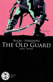 Old Guard (The) -2- Issue 2
