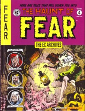 EC Archives (The) -94- The haunt of fear (volume 4)
