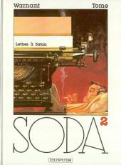 Soda -2- Lettres à Satan