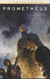Predator: Life and Death (2016) -INT02- Prometheus