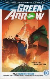 Green Arrow (2016) -INT02- Island of Scars