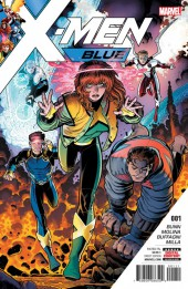 X-Men: Blue (2017) -1- Issue #1