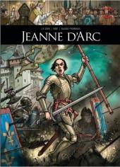 Ils ont fait l'Histoire -14FL- Jeannne d'Arc
