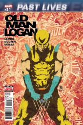 Old Man Logan (2016) -21- Past Lives: Part I of IV
