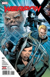 Weapon X (2017) -1- Issue #1
