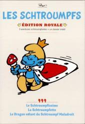 Les schtroumpfs -HS3- Édition Royale