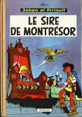 Johan et Pirlouit -8- Le sire de Montrésor