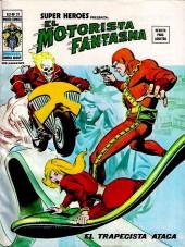 Super Heroes presenta (Vol. 2) -28- El trapecista ataca