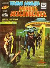 Relatos salvages (Vol.1) -3- Mundos Desconocidos