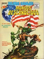 Relatos salvages (Vol.1) -4- Mundos Desconocidos: Juguete bélico