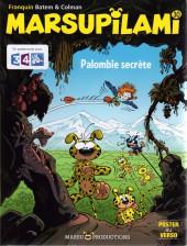 Marsupilami -30- Palombie secrète