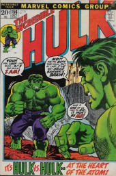 Incredible Hulk (The) (1968) -156- Holocaust at the Heart of the Atom