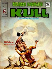 Relatos salvages (Vol.1) -16- KULL, el destructor