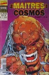 Planète Comics (1re série) -Rec01- Album N°1 (du n°1 au n°3)
