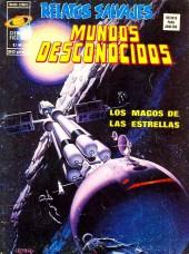 Relatos salvages (Vol.1) -24- Mundos Desconocidos: Los magos de las estrellas