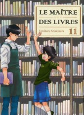 Le maître des livres (Toshokan no Aruji)  -11- Tome 11