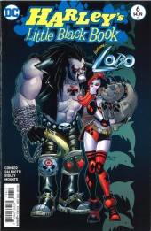Harley's Little Black Book (2016) -6- Bare-Assed and Belligerent (featuring Lobo)