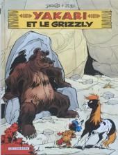 Yakari -5c14- Yakari et le grizzly