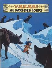 Yakari -8d2011- Au pays des loups