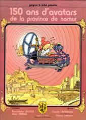 150 ans d'avatars de la province de Namur - 150 ans d'avatars de la province de namur