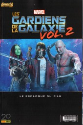 All-New Les Gardiens de la Galaxie -HS04- Les Gardiens de la Galaxie Vol 2 - Le prologue du film