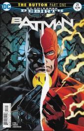 Batman (DC Comics - 2016) -21- The Button, Part One