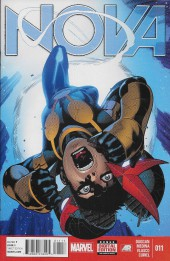 Nova (2013) -11- Chapter Eleven: Pawn Takes Night