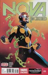 Nova (2013) -15- Chapter Fifteen: Can We Keep Him ?
