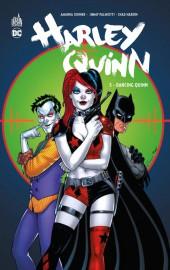 Harley Quinn -5- Dancing Quinn